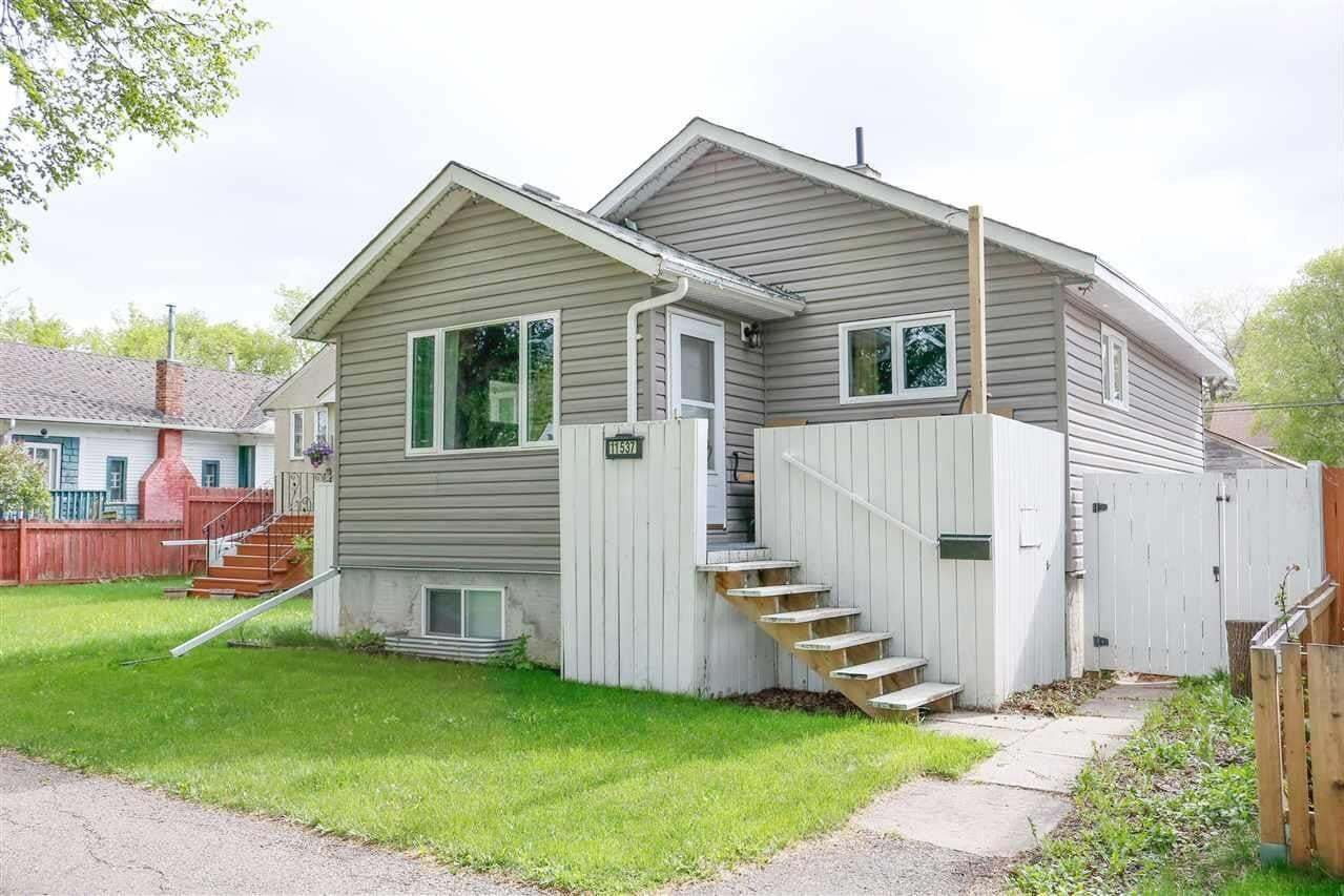 House for sale at 11537 90 St NW Edmonton Alberta - MLS: E4199375