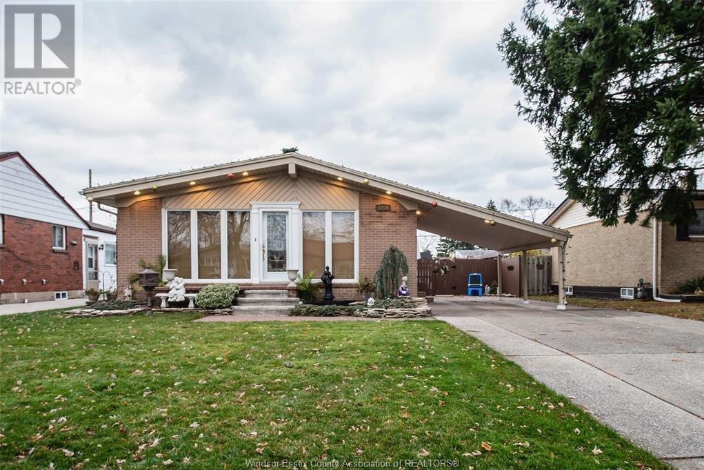 House for sale at 1154 Belleperche  Windsor Ontario - MLS: 20015332