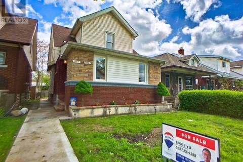 House for sale at 1154 Elm  Windsor Ontario - MLS: 19018723