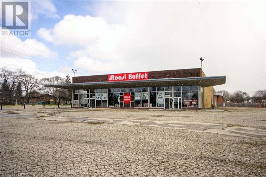 Commercial property for sale at 1154 Hamilton Rd London Ontario - MLS: 255159