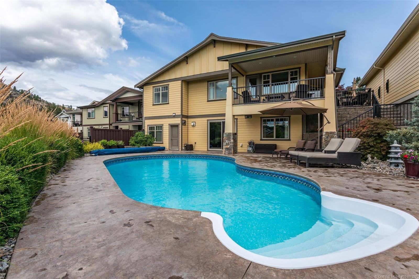 House for sale at 1154 Lambert Ln Kelowna British Columbia - MLS: 10187927