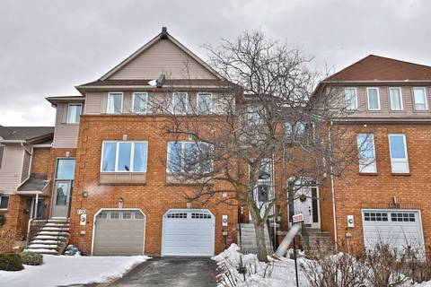 Townhouse for sale at 1154 Leewood Dr Oakville Ontario - MLS: W4697498