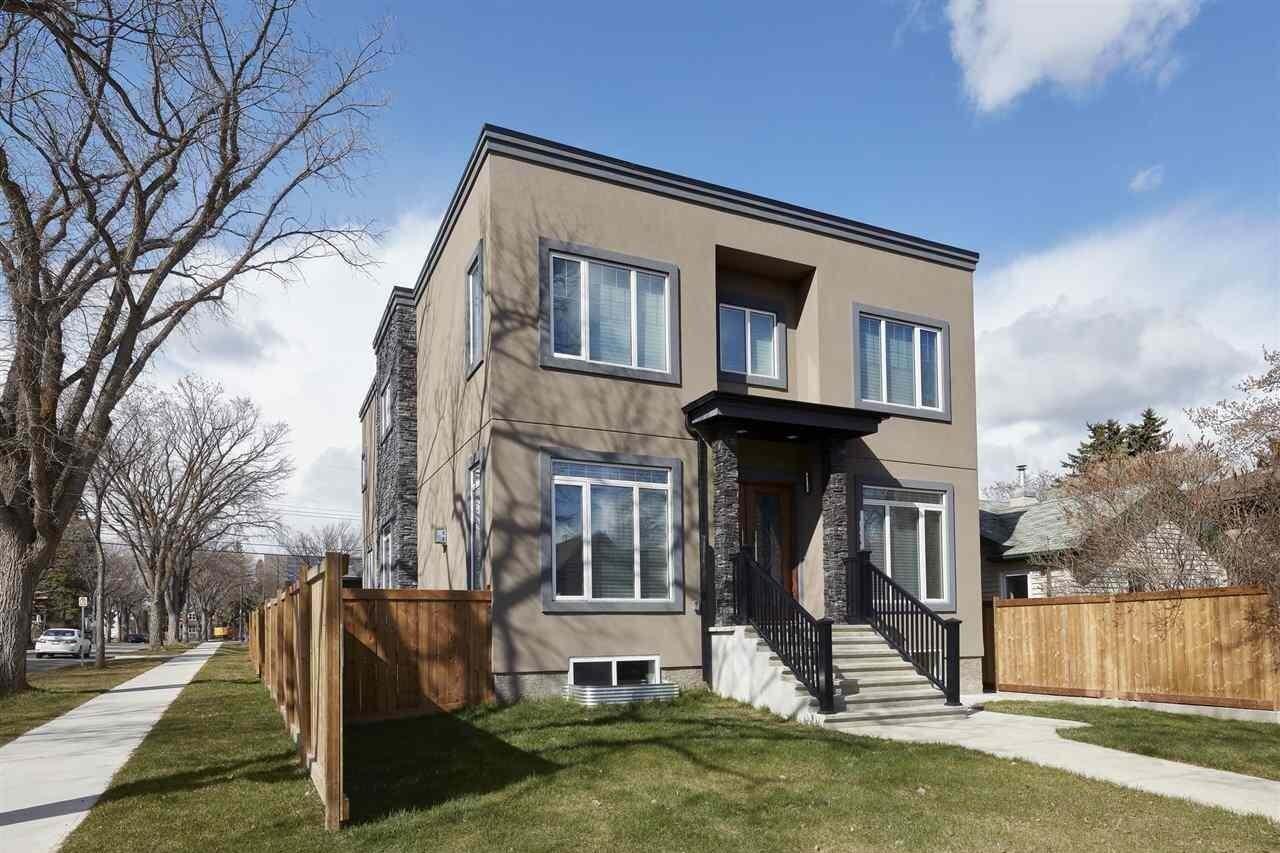 House for sale at 11542 75 Av NW Edmonton Alberta - MLS: E4211997