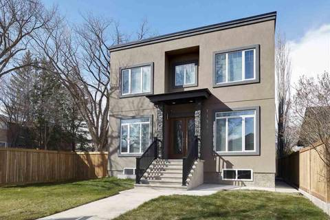 House for sale at 11542 75 Ave Nw Edmonton Alberta - MLS: E4154439
