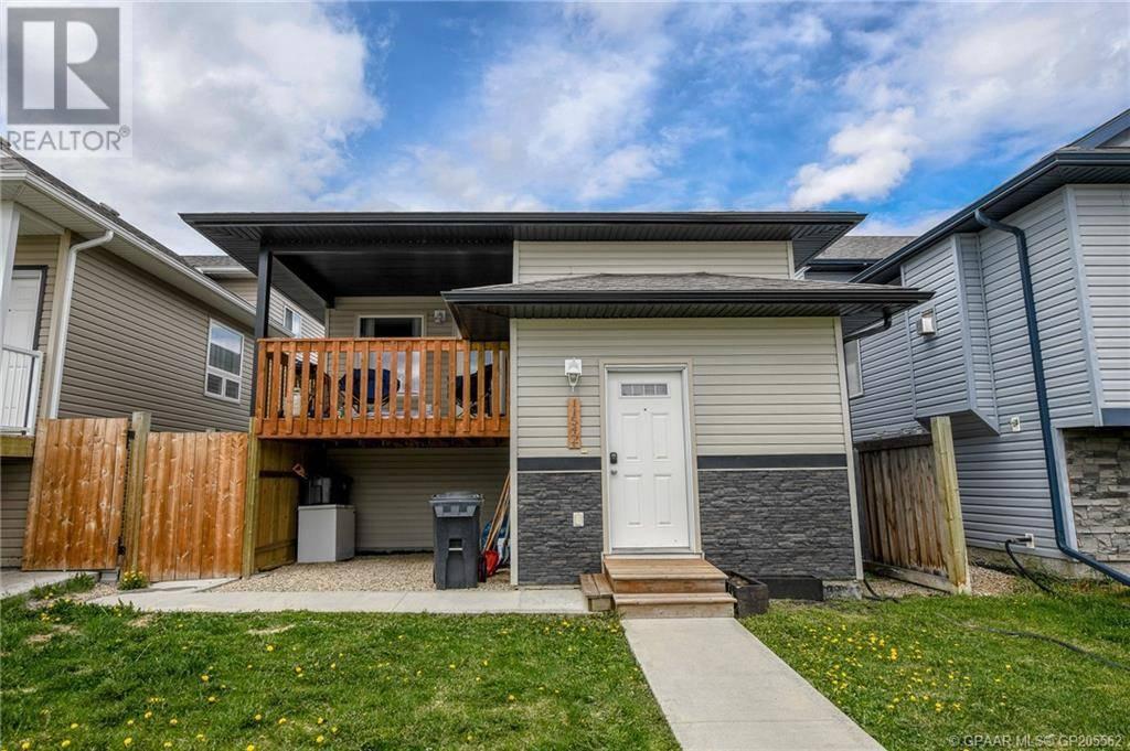Townhouse for sale at 11542 76 Ave Grande Prairie Alberta - MLS: GP205562