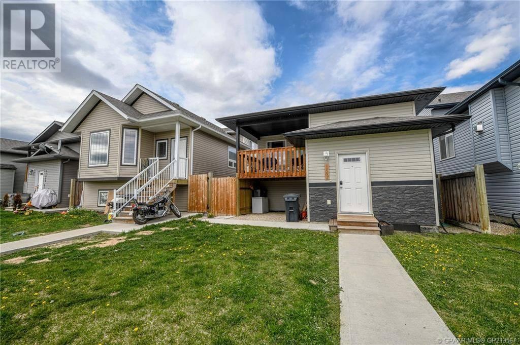 Townhouse for sale at 11542 76 Ave Grande Prairie Alberta - MLS: GP213567