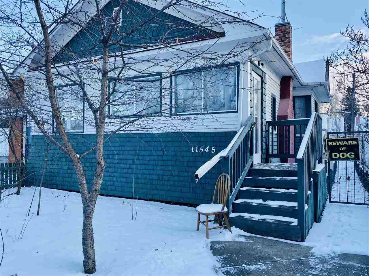House for sale at 11545 90 St Nw Edmonton Alberta - MLS: E4172797