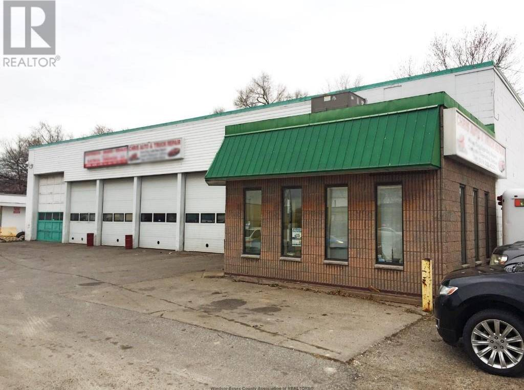 Commercial property for sale at 1155 Crawford Ave Windsor Ontario - MLS: 20004309