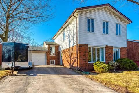 House for sale at 1155 Falgarwood Dr Oakville Ontario - MLS: W4712056