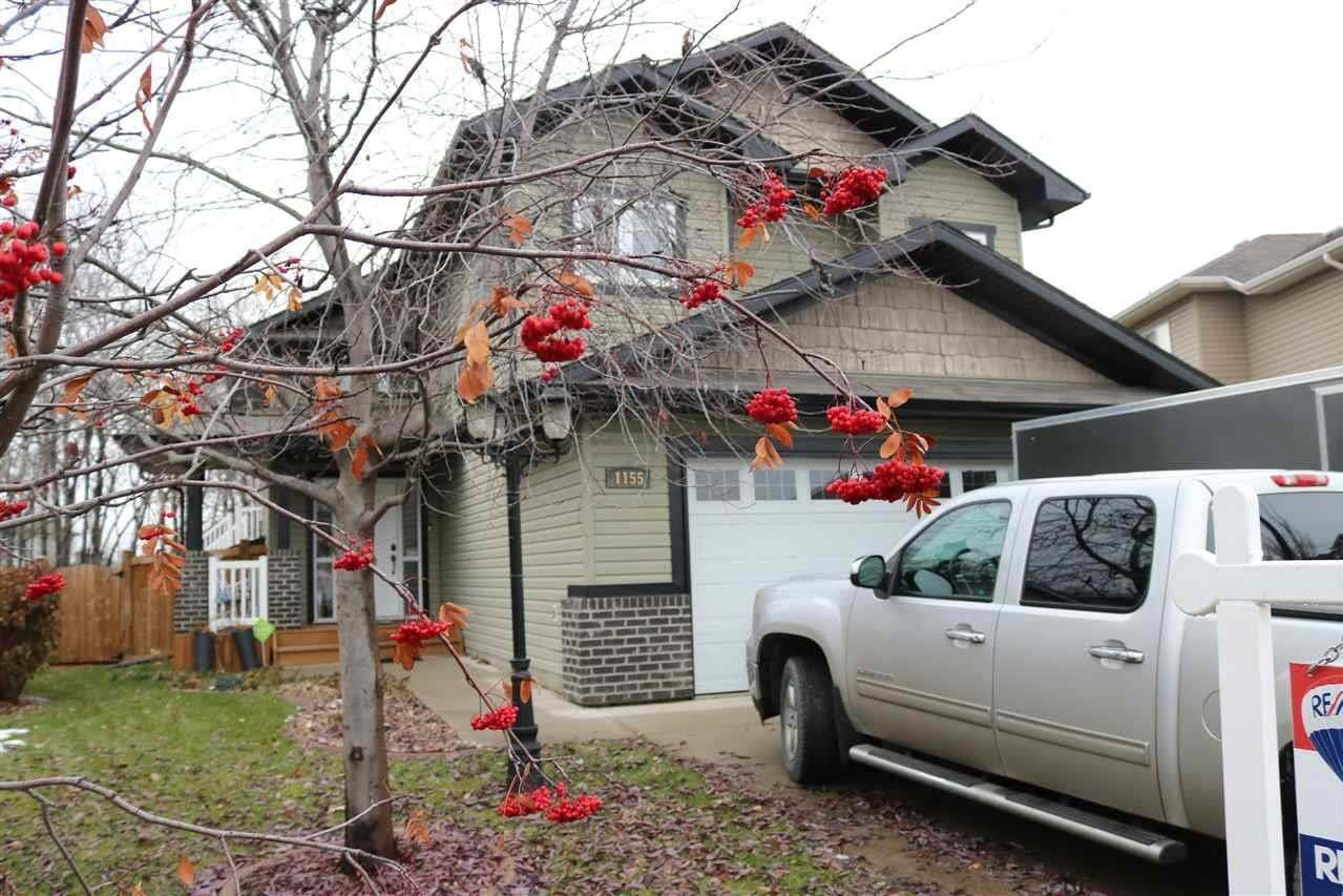 House for sale at 1155 Westerra Li Stony Plain Alberta - MLS: E4212602