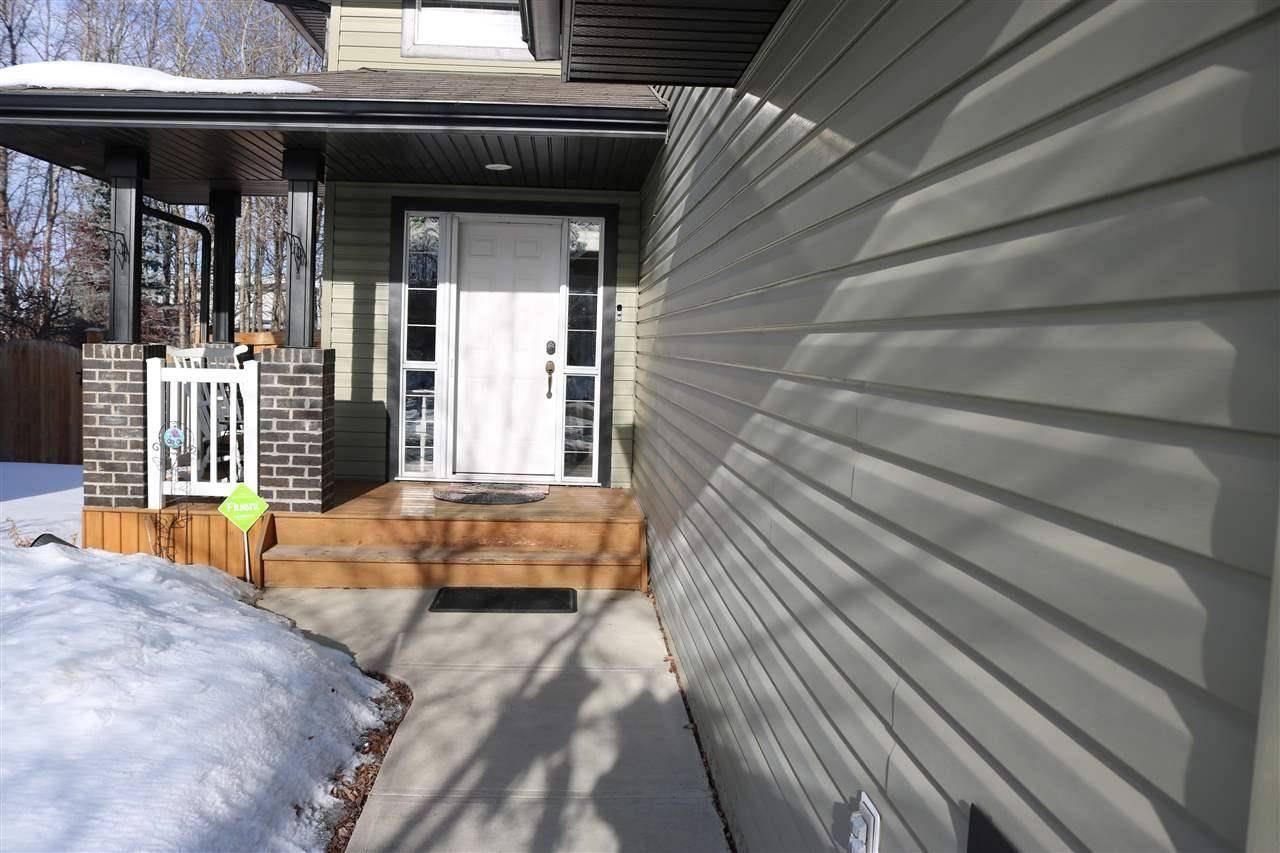 House for sale at 1155 Westerra Li Stony Plain Alberta - MLS: E4188380