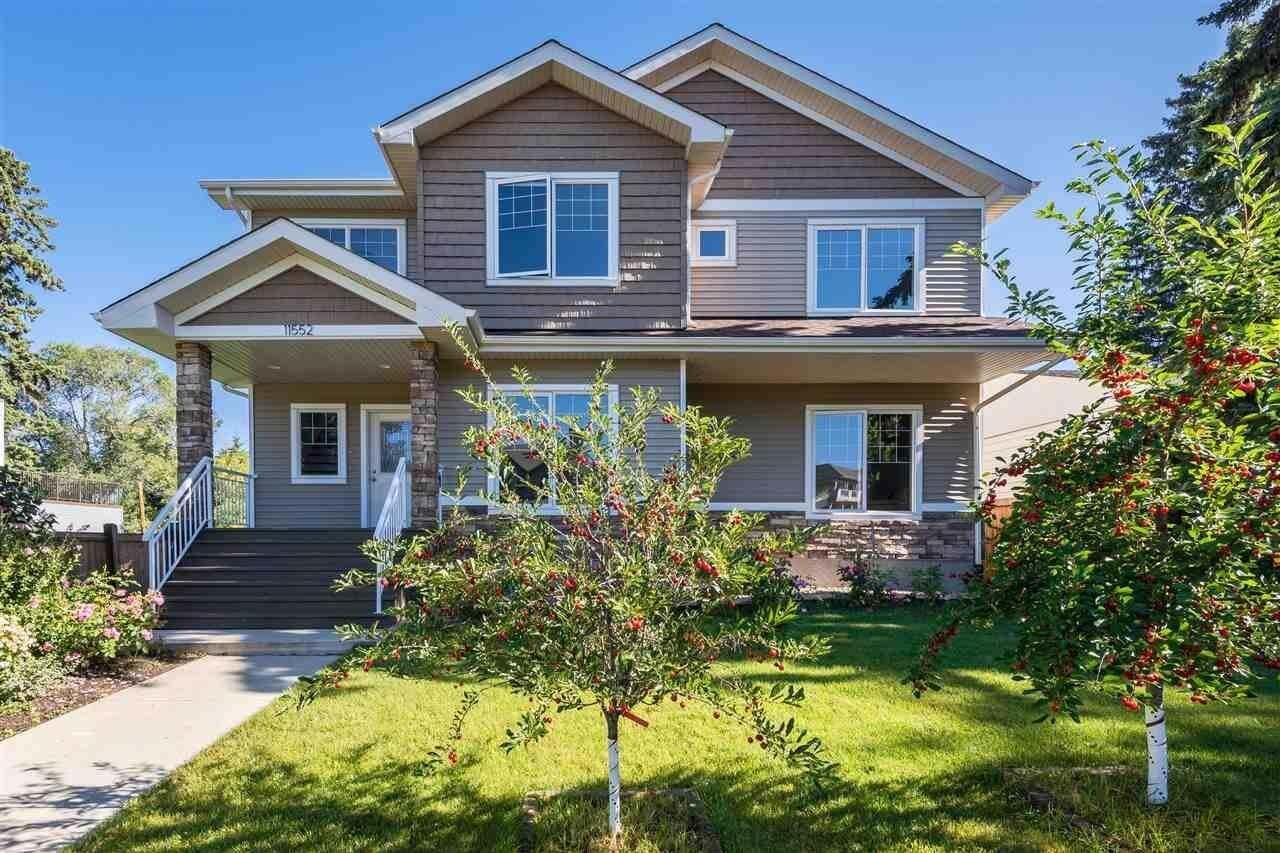 House for sale at 11552 80 Av NW Edmonton Alberta - MLS: E4209077