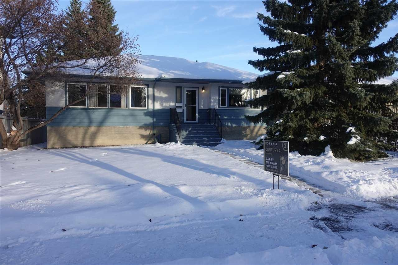 House for sale at 11555 136 St NW Edmonton Alberta - MLS: E4219495