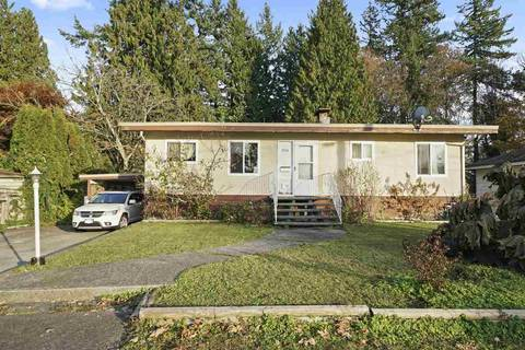 House for sale at 11556 Wood St Maple Ridge British Columbia - MLS: R2417942