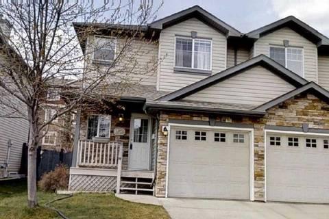 Townhouse for sale at 1156 Barnes Wy Sw Edmonton Alberta - MLS: E4156574