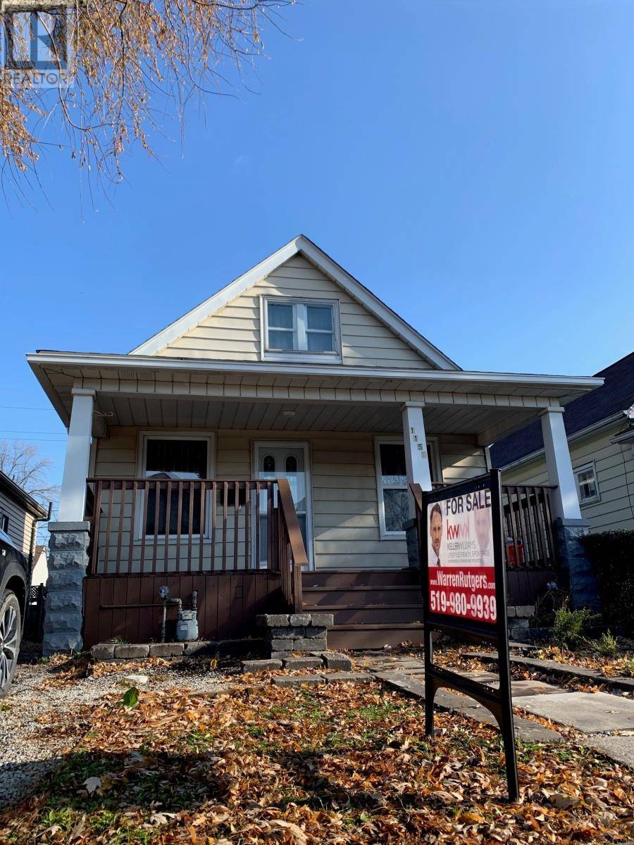 House for sale at 1156 Lillian  Windsor Ontario - MLS: 20000367