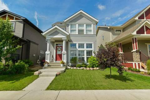 House for sale at 1156 Mcconachie Blvd Nw Edmonton Alberta - MLS: E4165174