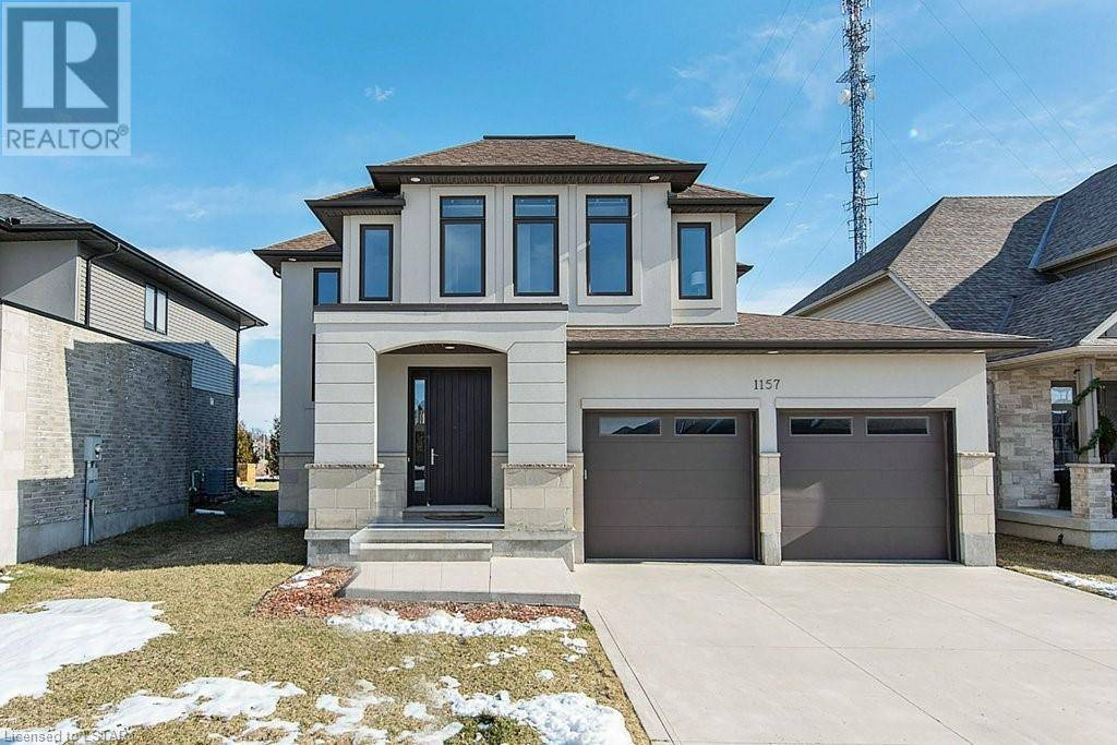 House for sale at 1157 Eagletrace Dr London Ontario - MLS: 243550