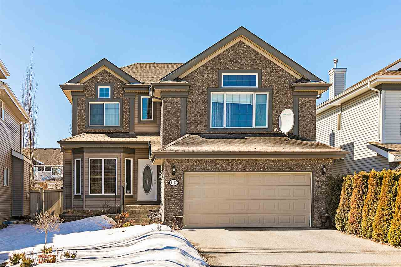 For Sale: 1157 Goodwin Circle North West, Edmonton, AB | 5 Bed, 3 Bath House for $524,900. See 30 photos!
