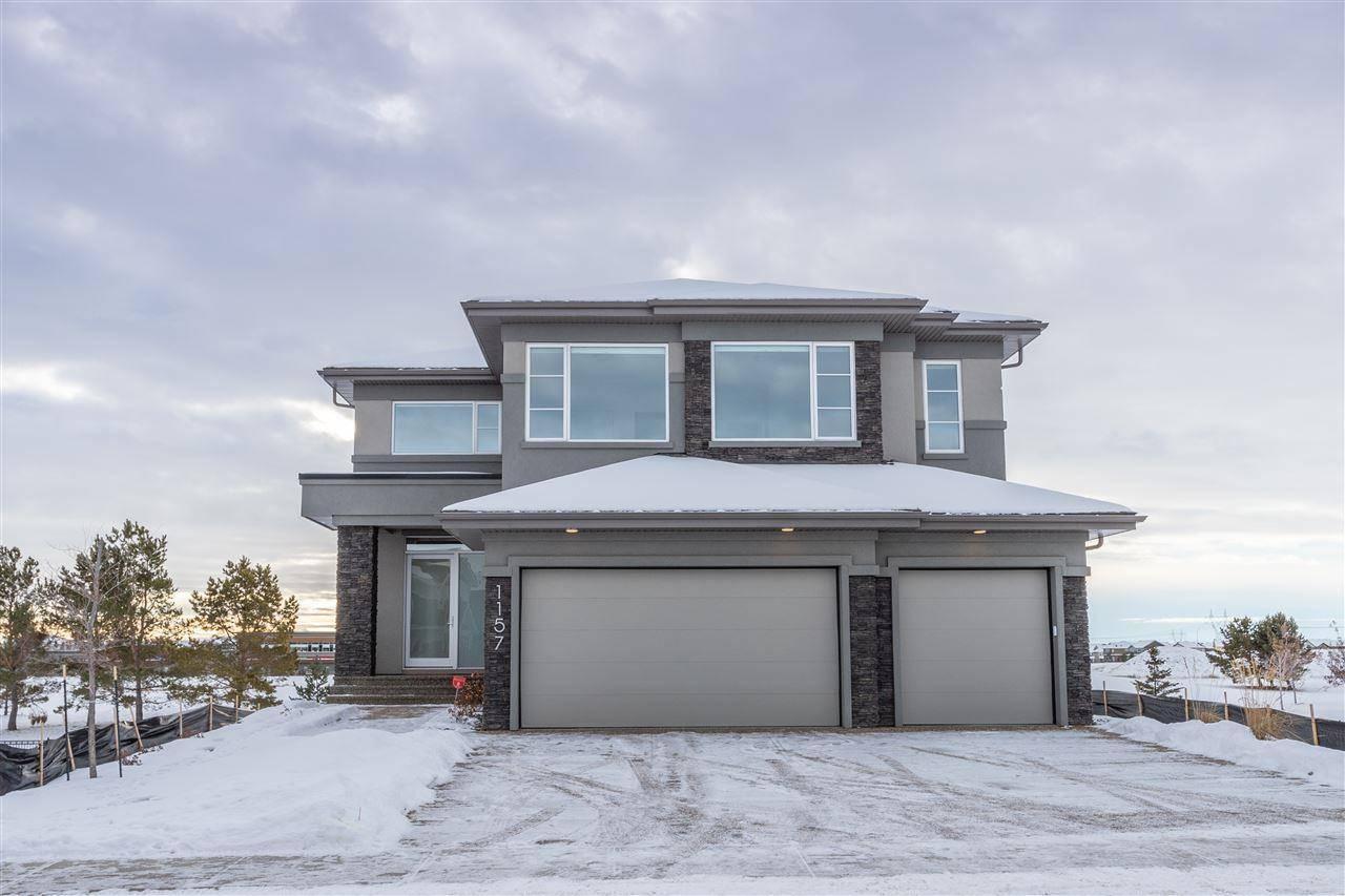 House for sale at 1157 Hainstock Green Sw Edmonton Alberta - MLS: E4182961