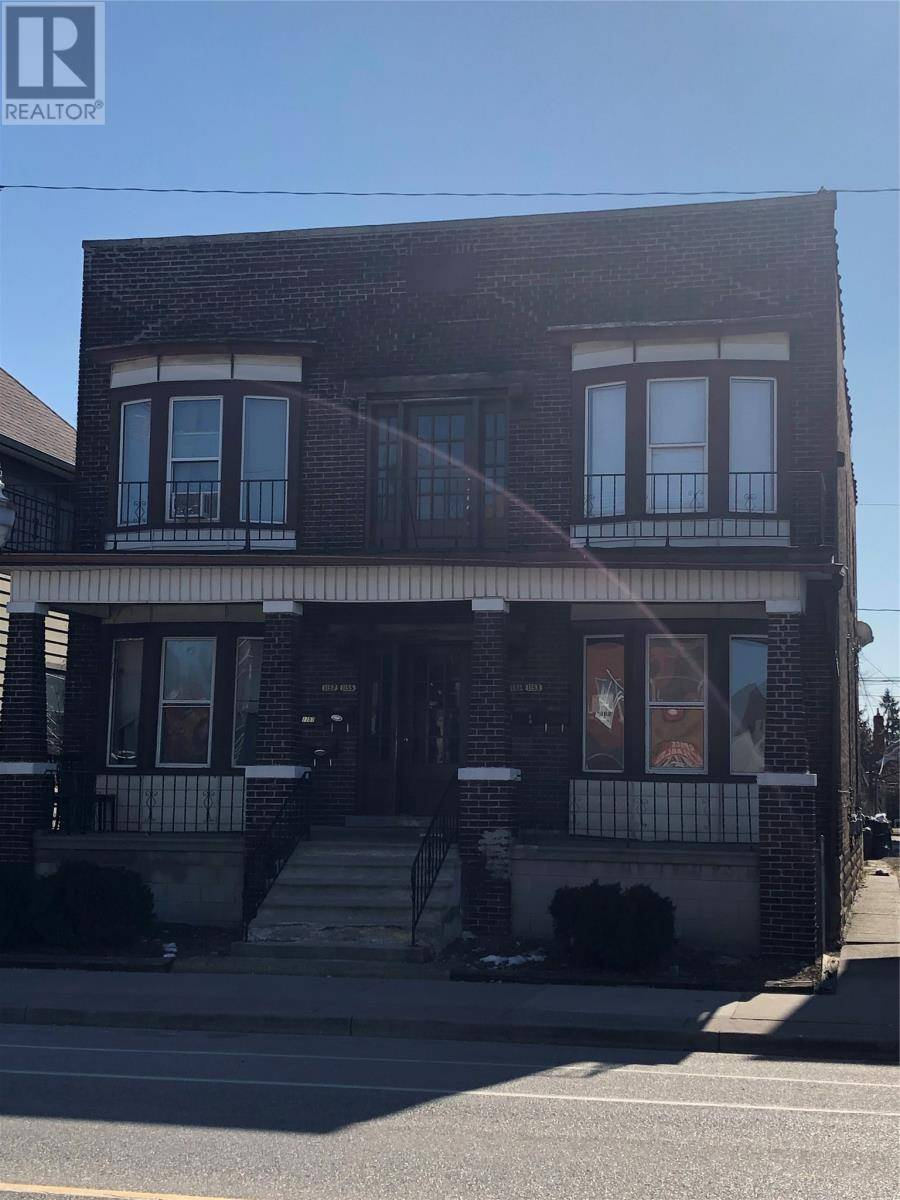Townhouse for sale at 1157 Wyandotte  Windsor Ontario - MLS: 20002132