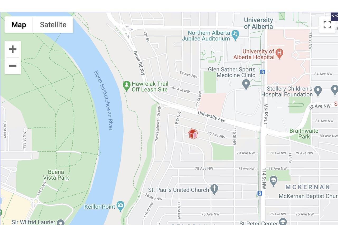 Home for sale at 11573 80 Av NW Edmonton Alberta - MLS: E4222202