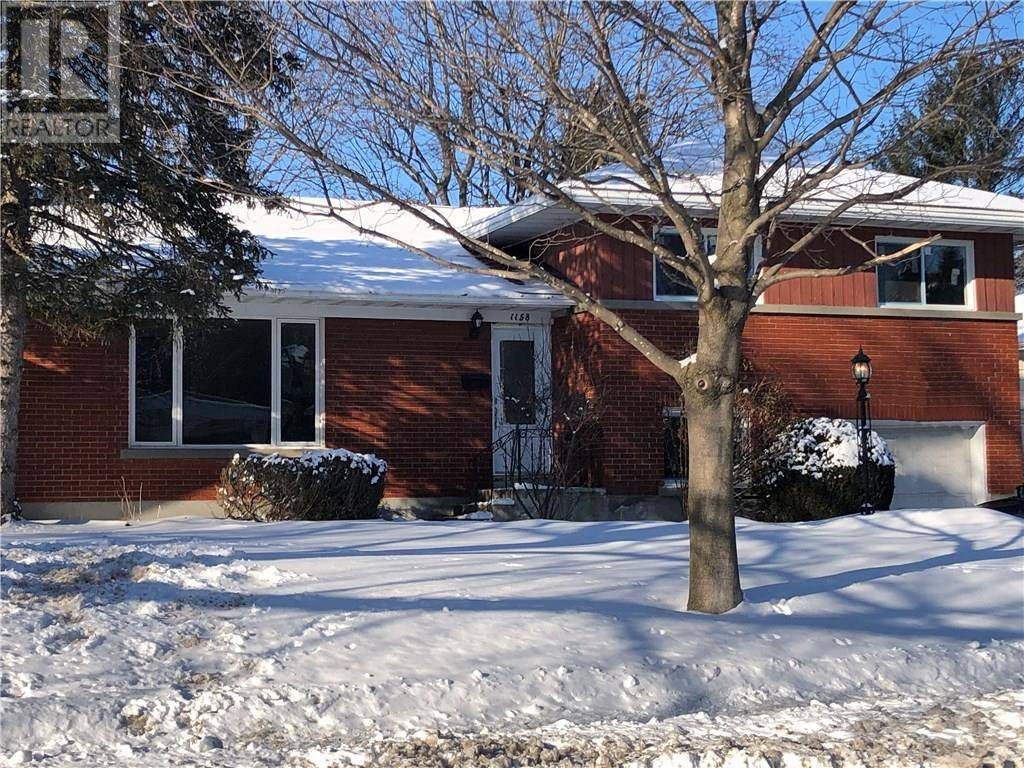 House for rent at 1158 Agincourt Rd Ottawa Ontario - MLS: 1179296