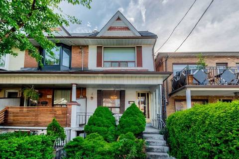 Townhouse for sale at 1158 Dovercourt Rd Toronto Ontario - MLS: W4489964
