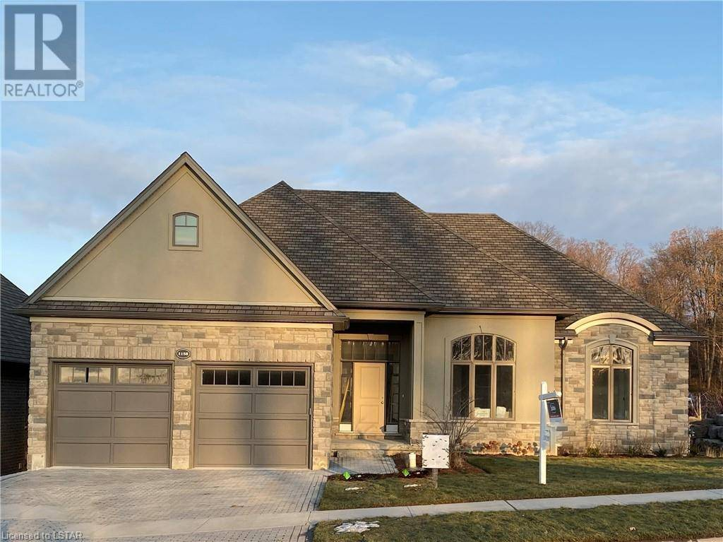 House for sale at 1158 Riverbend Rd London Ontario - MLS: 227624
