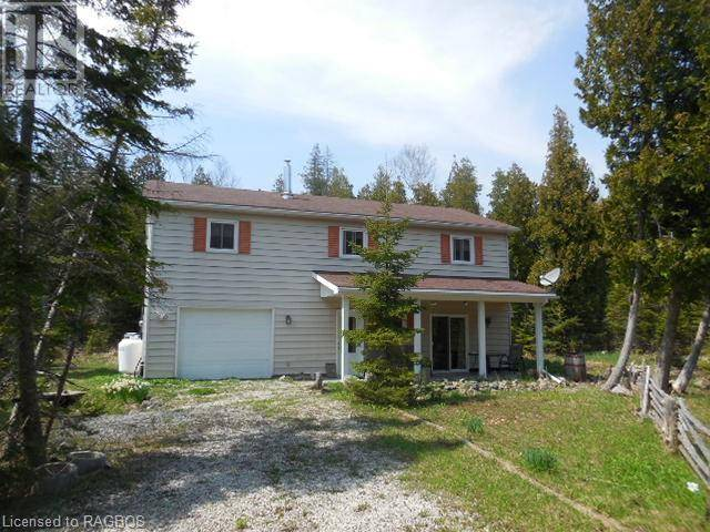 House for sale at 1159 Dorcas Bay Rd Northern Bruce Peninsula Ontario - MLS: 213939