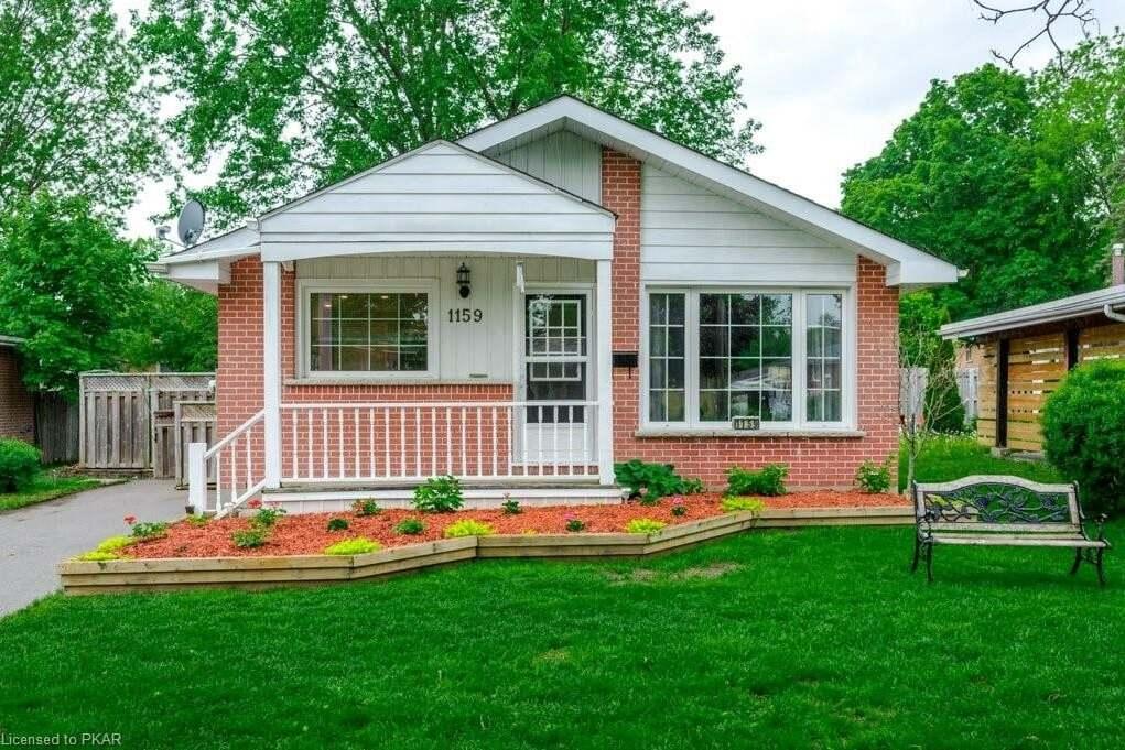 House for sale at 1159 Milburn St Peterborough Ontario - MLS: 262645
