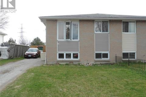 House for sale at 1159 Overlea Cres Sarnia Ontario - MLS: 19016883