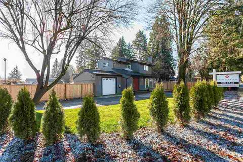 House for sale at 11599 Anderson Pl Maple Ridge British Columbia - MLS: R2421262