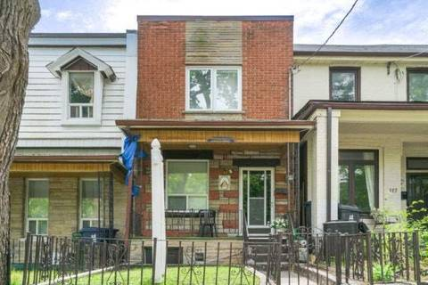 Townhouse for sale at 115 Harrison St Toronto Ontario - MLS: C4498316