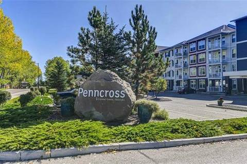 Condo for sale at 1 Crystal Green Ln Unit 116 Okotoks Alberta - MLS: C4268353