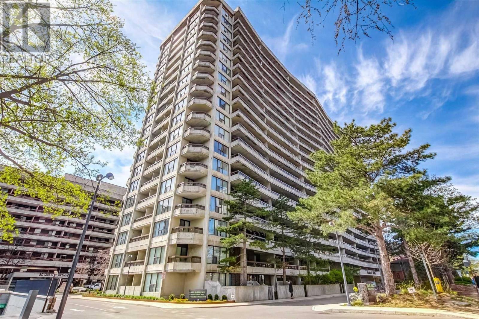 Condo for sale at 100 Quebec Ave West Unit 116 Toronto Ontario - MLS: W4756547