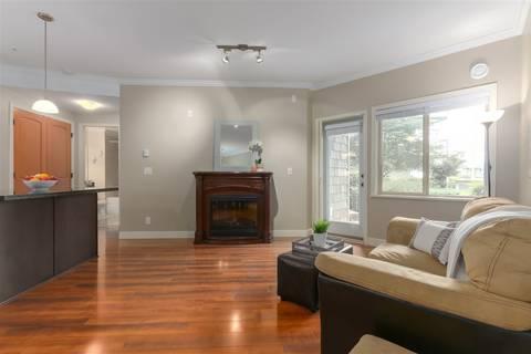 Condo for sale at 11935 Burnett St Unit 116 Maple Ridge British Columbia - MLS: R2386385