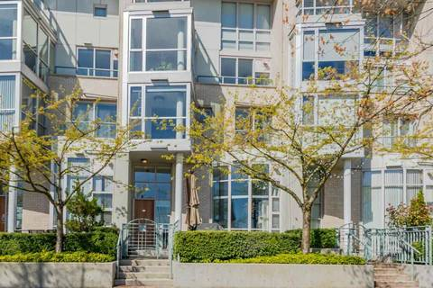 Townhouse for sale at 1228 Marinaside Cres Unit 116 Vancouver British Columbia - MLS: R2369660