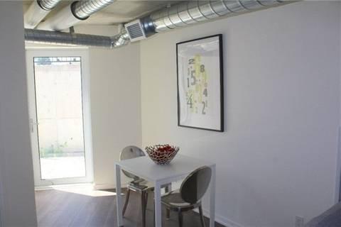 Apartment for rent at 170 Sudbury St Unit 116 Toronto Ontario - MLS: C4487902
