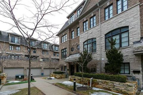 Townhouse for sale at 1812 Burnhamthorpe Rd Unit 116 Mississauga Ontario - MLS: W4390337
