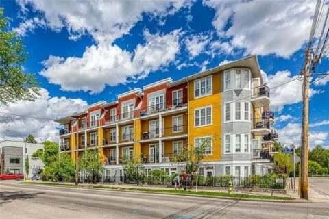 Condo for sale at 208 Holy Cross Ln Southwest Unit 116 Calgary Alberta - MLS: C4301586