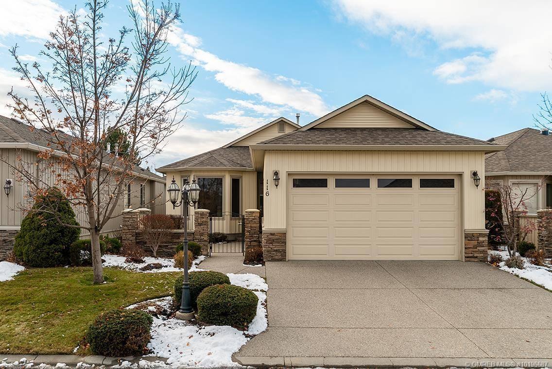 Townhouse for sale at 2365 Stillingfleet Rd Unit 116 Kelowna British Columbia - MLS: 10196687
