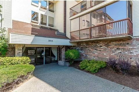 Condo for sale at 2414 Church St Unit 116 Abbotsford British Columbia - MLS: R2343377