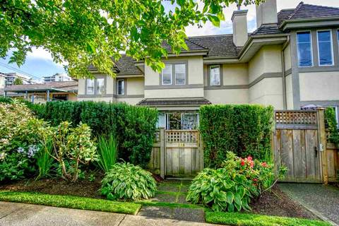 Townhouse for sale at 245 15th St W Unit 116 North Vancouver British Columbia - MLS: R2333983