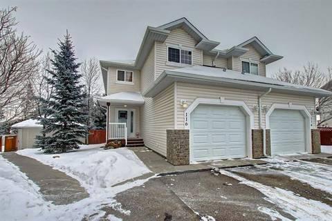 Townhouse for sale at 26 Westlake Glen Unit 116 Strathmore Alberta - MLS: C4281451