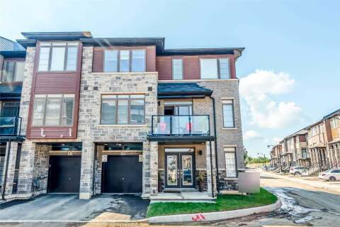 Townhouse for sale at 30 Times Square Blvd Unit 116 Hamilton Ontario - MLS: X4892659