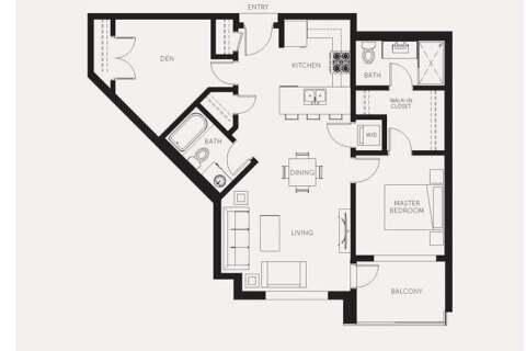Condo for sale at 3182 Gladwin Rd Unit 116 Abbotsford British Columbia - MLS: R2502242