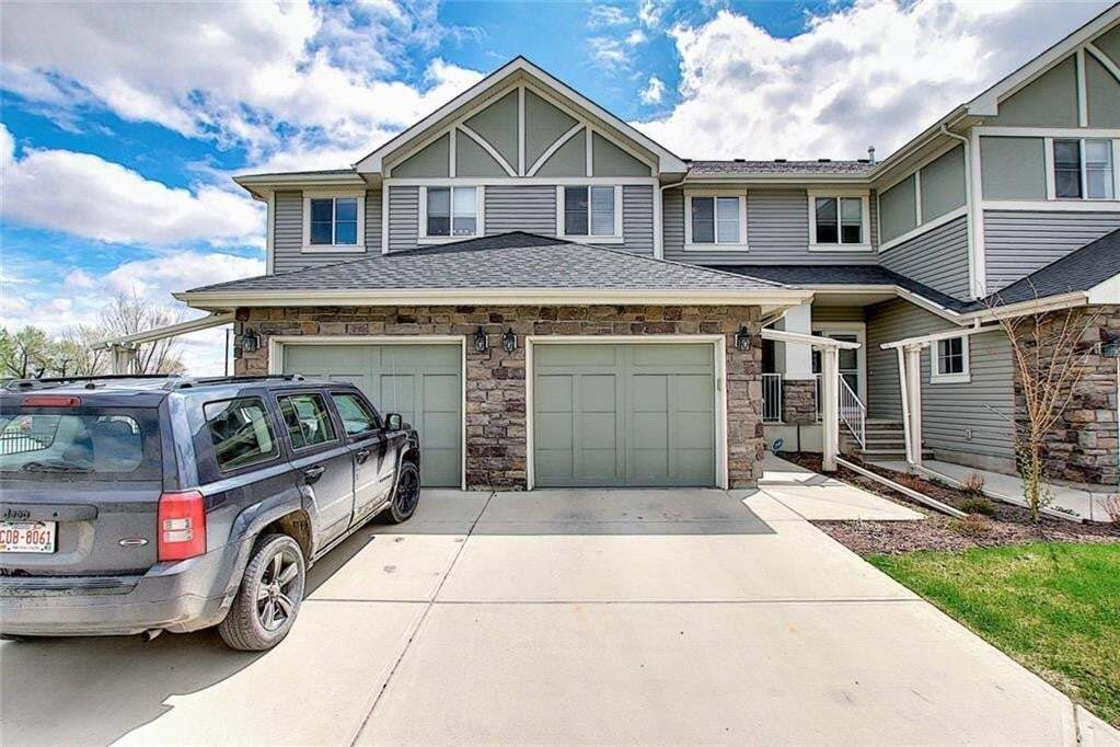 Townhouse for sale at 351 Monteith Dr SE Unit 116 Montrose, High River Alberta - MLS: C4297547
