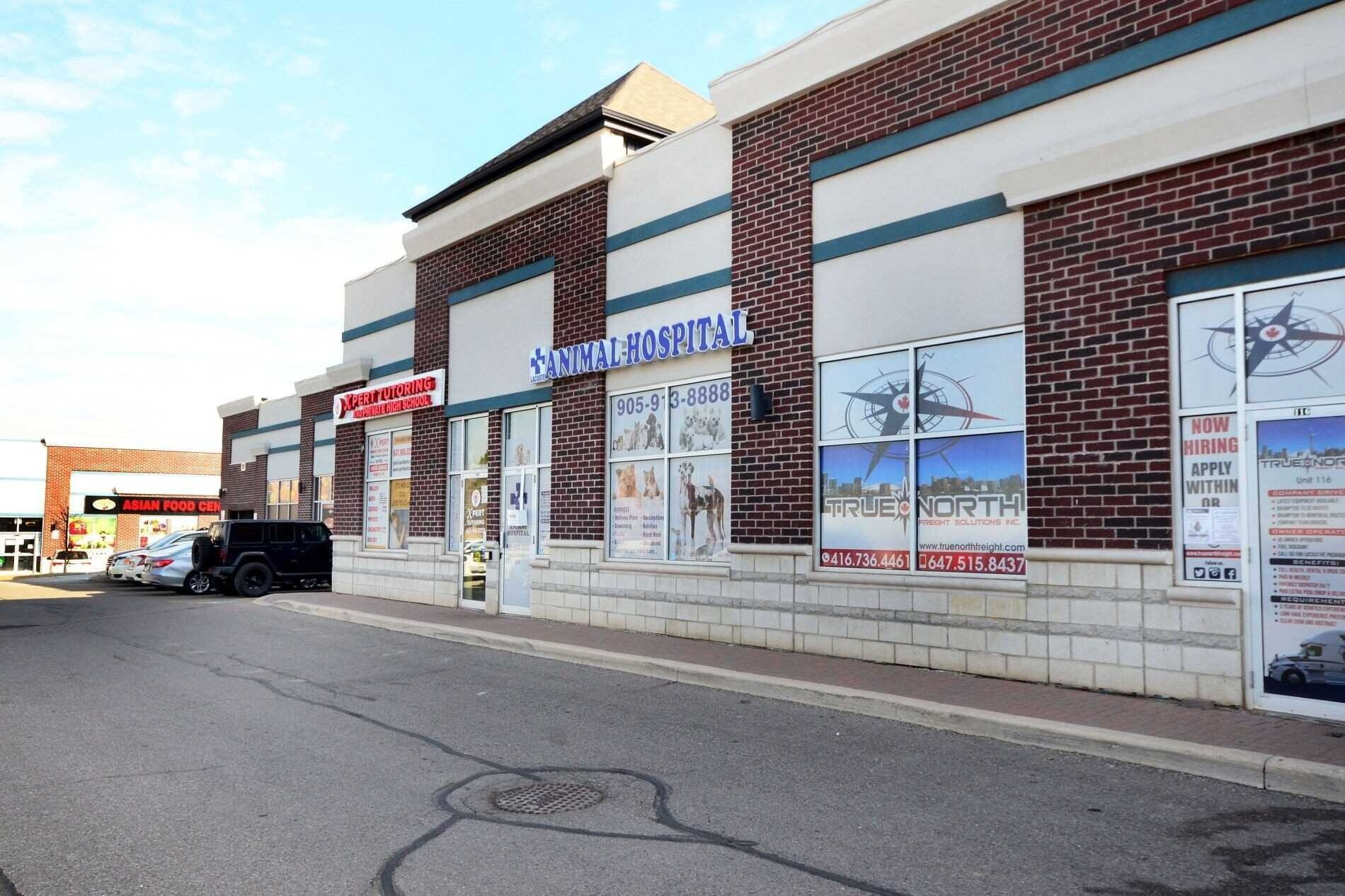 Commercial property for lease at 50 Lacoste Blvd Apartment 116 Brampton Ontario - MLS: W4928775