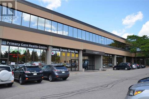 Commercial property for lease at 50 Mcintosh Dr Apartment 116 Markham Ontario - MLS: N4697230